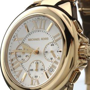 Michael Kors Women's MK5635 Camille Gold Watch
